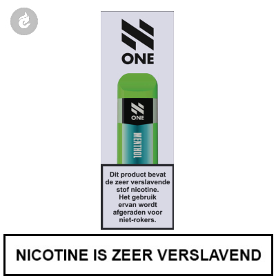 e-Sigaret Menthol